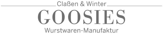 Goosies Wurstwaren-Manufaktur