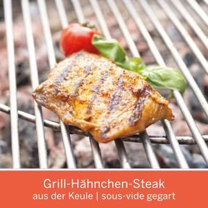 Grill-Hähnchen-Steak